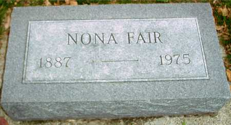 FAIR, NONA - Ida County, Iowa | NONA FAIR