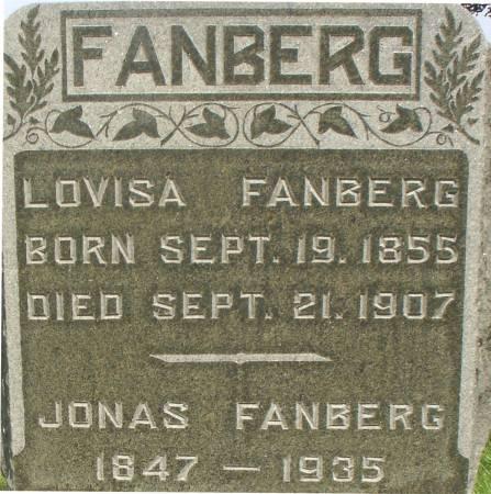 HOLM FANBERG, LOVISA - Ida County, Iowa | LOVISA HOLM FANBERG
