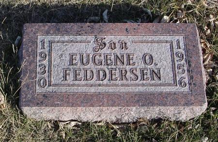 FEDDERSEN, EUGENE O. - Ida County, Iowa | EUGENE O. FEDDERSEN