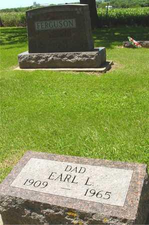 FERGUSON, EARL L. - Ida County, Iowa | EARL L. FERGUSON