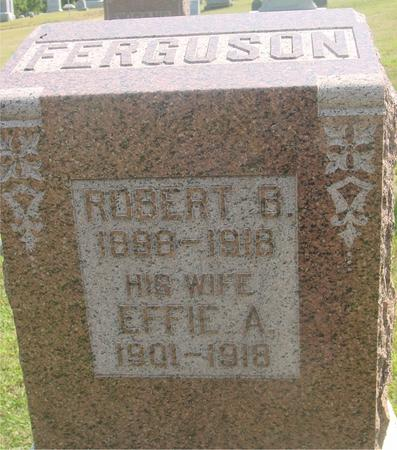 FERGUSON, ROBERT B. - Ida County, Iowa | ROBERT B. FERGUSON