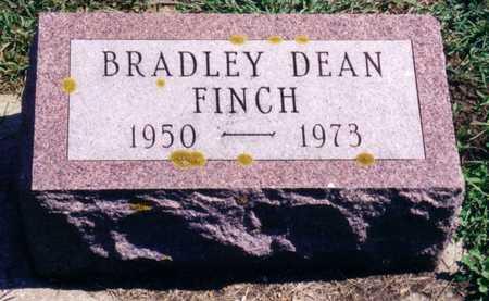 FINCH, BRADLEY DEAN - Ida County, Iowa   BRADLEY DEAN FINCH