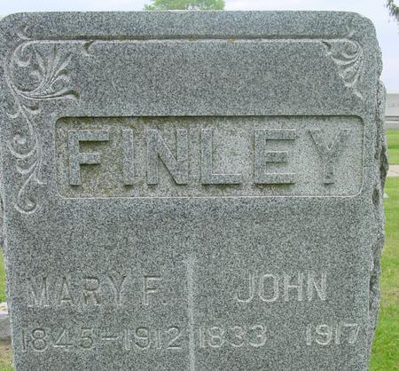 FINLEY, JOHN - Ida County, Iowa   JOHN FINLEY