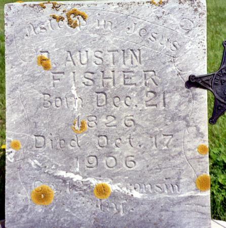 FISHER, AUSTIN - Ida County, Iowa | AUSTIN FISHER