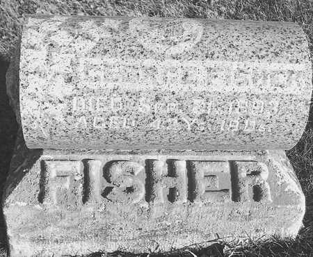 FISHER, GEORGE - Ida County, Iowa | GEORGE FISHER
