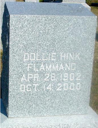 FLAMMAND, DOLLIE - Ida County, Iowa | DOLLIE FLAMMAND
