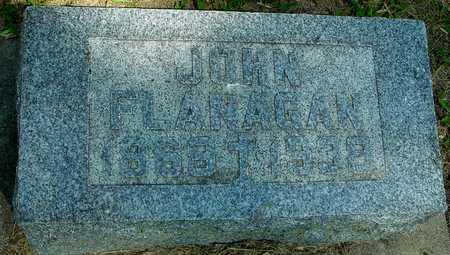 FLANAGAN, JOHN - Ida County, Iowa   JOHN FLANAGAN