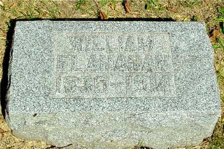 FLANAGAN, WILLIAM - Ida County, Iowa | WILLIAM FLANAGAN