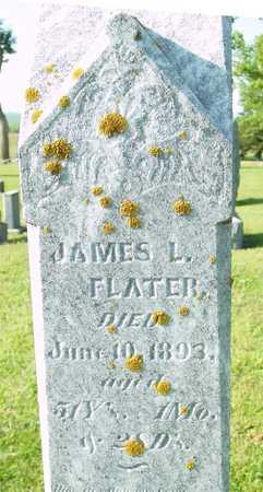 FLATER, JAMES L. - Ida County, Iowa | JAMES L. FLATER