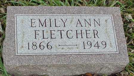 FLETCHER, EMILY ANN - Ida County, Iowa | EMILY ANN FLETCHER