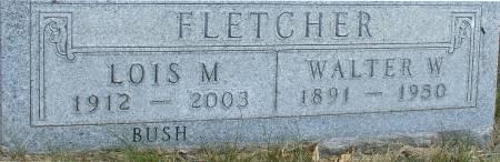FLETCHER, LOIS M. - Ida County, Iowa | LOIS M. FLETCHER