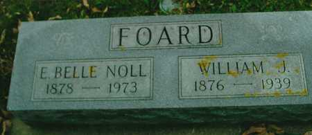 FOARD, WM. J. & E. BELLE - Ida County, Iowa   WM. J. & E. BELLE FOARD