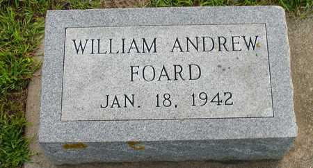 FOARD, WILLIAM ANDREW - Ida County, Iowa | WILLIAM ANDREW FOARD