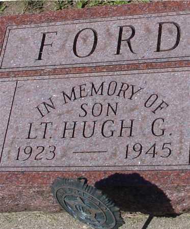 FORD, HUGH G. - Ida County, Iowa | HUGH G. FORD