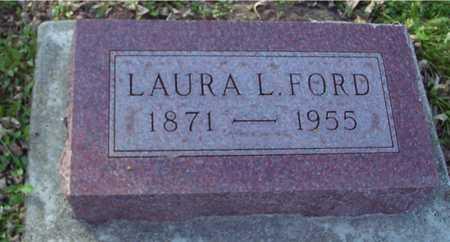 FORD, LAURA L. - Ida County, Iowa   LAURA L. FORD