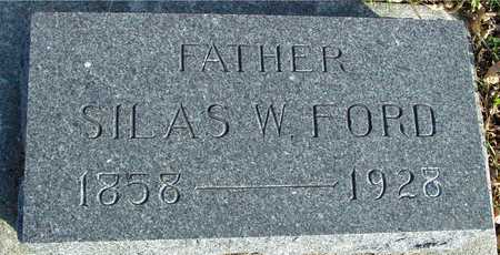 FORD, SILAS W. - Ida County, Iowa | SILAS W. FORD