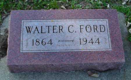 FORD, WALTER C. - Ida County, Iowa | WALTER C. FORD