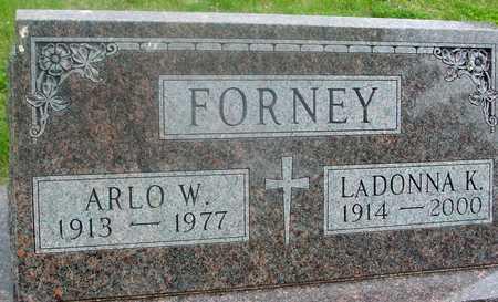 FORNEY, ARLO & LADONNA - Ida County, Iowa | ARLO & LADONNA FORNEY