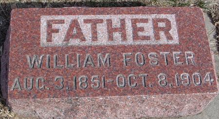 FOSTER, WILLIAM - Ida County, Iowa | WILLIAM FOSTER