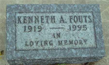 FOUTS, KENNETH - Ida County, Iowa | KENNETH FOUTS