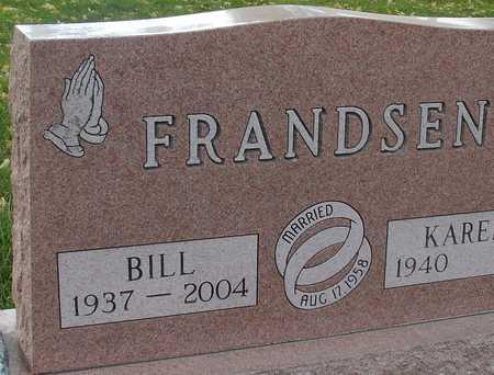 FRANDSEN, BILL - Ida County, Iowa | BILL FRANDSEN