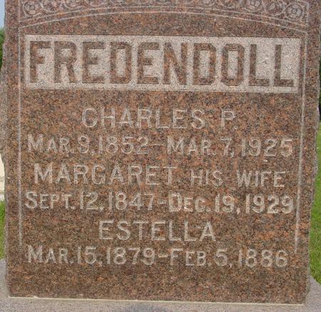 FREDENDOLL, CHARLES P. - Ida County, Iowa | CHARLES P. FREDENDOLL