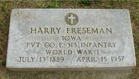 FRESEMANN, HARRY - Ida County, Iowa | HARRY FRESEMANN