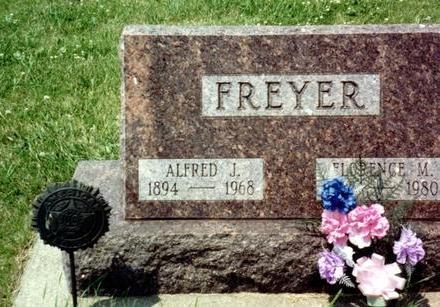 FREYER, ALFRED J. - Ida County, Iowa | ALFRED J. FREYER