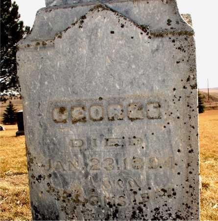 FROELICH, GEORGE - Ida County, Iowa   GEORGE FROELICH