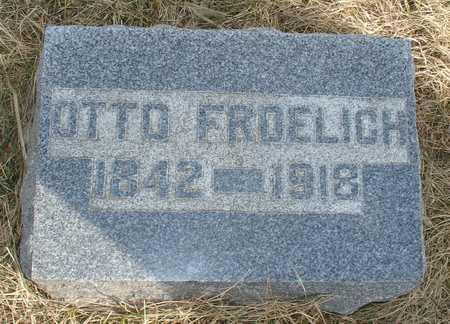 FROELICH, OTTO - Ida County, Iowa   OTTO FROELICH