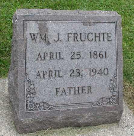 FRUCHTE, WILLIAM J. - Ida County, Iowa | WILLIAM J. FRUCHTE