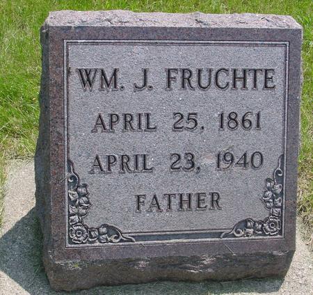 FRUCHTE, WILLIAM - Ida County, Iowa | WILLIAM FRUCHTE