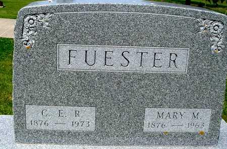 FUESTER, C.E.R.  &  MARY M. - Ida County, Iowa | C.E.R.  &  MARY M. FUESTER