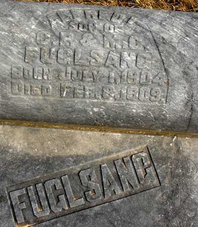 FUGLSANG, ALFRED L. - Ida County, Iowa | ALFRED L. FUGLSANG