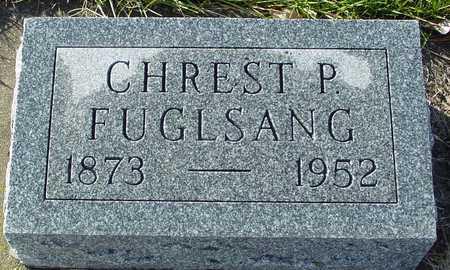 FUGLSANG, CHREST P. - Ida County, Iowa | CHREST P. FUGLSANG