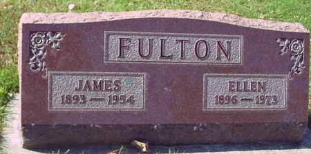 FULTON, JAMES & ELLEN - Ida County, Iowa   JAMES & ELLEN FULTON