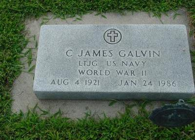 GALVIN, C. JAMES - Ida County, Iowa | C. JAMES GALVIN