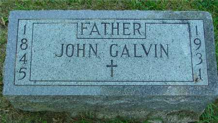 GALVIN, JOHN - Ida County, Iowa | JOHN GALVIN