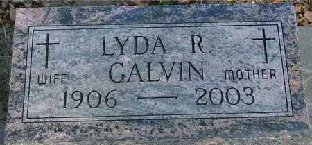 GALVIN, LYDA R. - Ida County, Iowa | LYDA R. GALVIN
