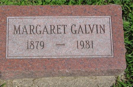 GALVIN, MARGARET - Ida County, Iowa | MARGARET GALVIN