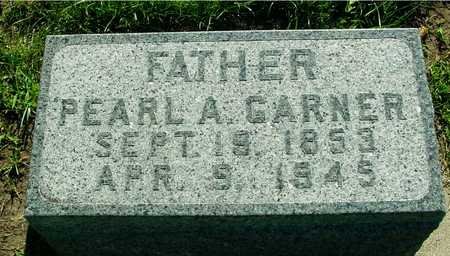 GARNER, PEARL A. - Ida County, Iowa | PEARL A. GARNER