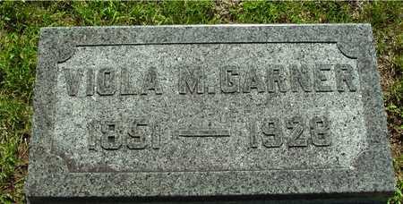 GARNER, VIOLA M. - Ida County, Iowa | VIOLA M. GARNER