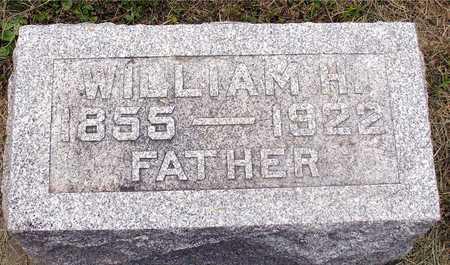 GEBERS, WILLIAM H. - Ida County, Iowa   WILLIAM H. GEBERS