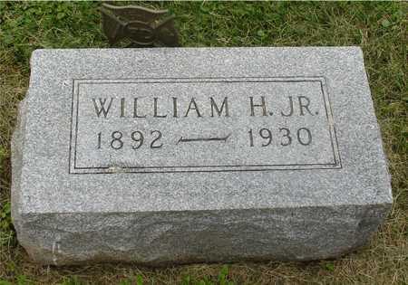 GEBERS, WILLIAM H.   JR. - Ida County, Iowa   WILLIAM H.   JR. GEBERS