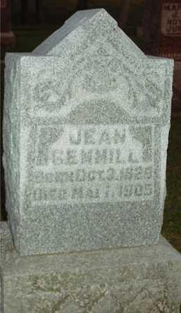 GEMMILL, JEAN - Ida County, Iowa | JEAN GEMMILL