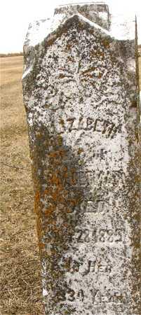 GETMAN, ELIZABETH - Ida County, Iowa | ELIZABETH GETMAN