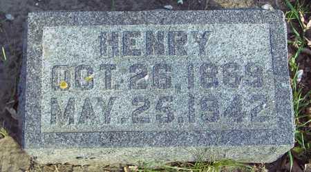 GIEBELSTEIN, HENRY - Ida County, Iowa | HENRY GIEBELSTEIN