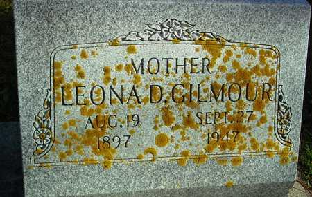 GILMOUR, LEONA D. - Ida County, Iowa | LEONA D. GILMOUR