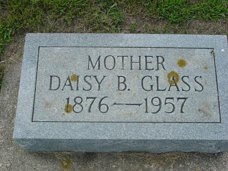 GLASS, DAISY  B. - Ida County, Iowa   DAISY  B. GLASS