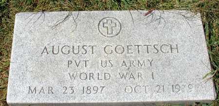 GOETTSCH, AUGUST - Ida County, Iowa | AUGUST GOETTSCH